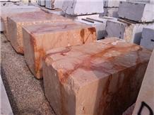 Rosa Del Garda Marble Block
