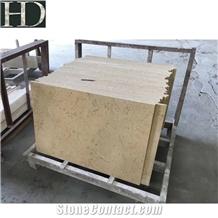Egypt Beige Honey Cream Marble Slab Tile