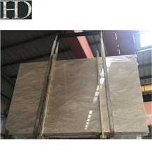 Omani Light Beige Oman Cream Marble Slabs