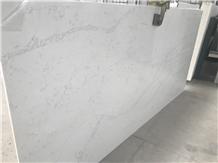 Honed Polished Calacatta White Quartzite Slabs