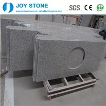 Lunar Pearl Grey Granite Kitchen Countertop Slabs