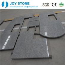 Polished Sesame White G603 Granite Countertop