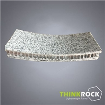 Curved Stone Honeycomb Panel Manufactures