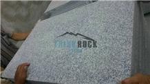 G688 Zhangpu Flower Grey Granite Flooring Tiles