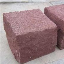 Red Sandstone Paver Landscaping Stone