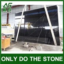 China Black Marquina Marble,Nero Marquina Marble