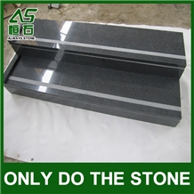 G654 Granite Tile/Slab,Padang Dark Grey Granite