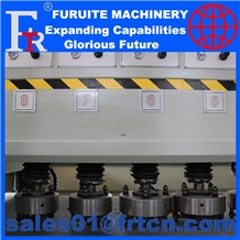 8 Head Automatic Bush Hammer Litchi Machine