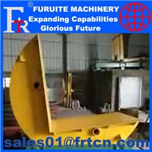 Auto Turnover Machine to Europe Market for Selling
