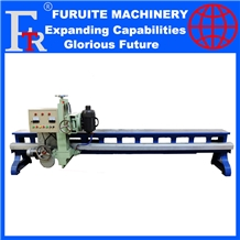 Radial Arm Polishing Machine Manual Line Edge