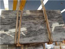 Grey Marble Fantasy Grey Slabs and Tiles Polished