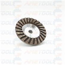 Diamond Stone Abrasive Aluminum Grinding Cup Wheel