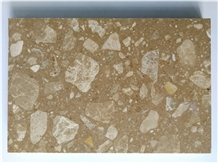Dark Beige Artificial Marble
