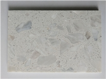 White Artificial Marble Tiles