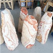 Rainbow Monoliths-Standing Stone-Boulders