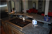 Blue Pearl Granite Kitchen Countertop