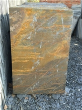 Cheap Chinese Natural Rusty Slate Tile