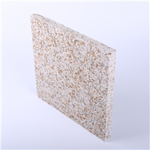 China G682 Golden Peach Granite Polsihed Tiles