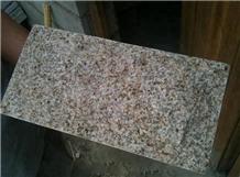 China G682 Granite Mushroom Stone Tile Wall Panels