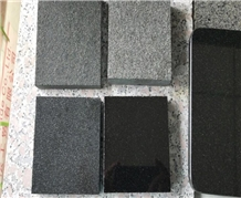 China Nero Assoluto Granite Slabs