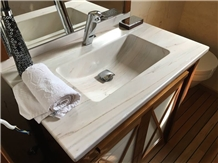 China Palissandro Beige Marble Countertop