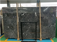 China Romantic Grey Marble Polished Floor Wall