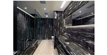 China Silver Dragon Marble Polished Vanity Top