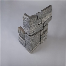Chinese Gray Ledge Stone for Wall, Floor