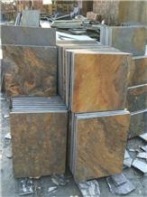 Chinese Slate Tiles Floor Covering