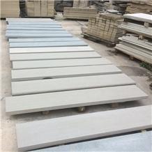 Flamed China Sichuan Grey Sandstone Paving Tiles