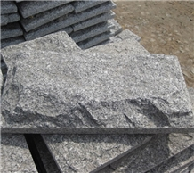 G603 Grey Granite Mushroom Stone for Outdoor Wall