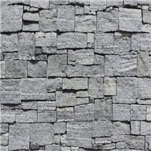 Gray Color Slate Culture Stone Walling Tiles