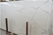 Hot Sale Caesarstone Calacatta Quartz Stone Slabs