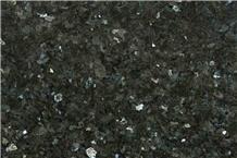 Labrador Dark Granite Polished Slab for Exterior