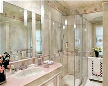 Luxury Pink Onyx Slabs for Home Decoration