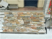 Natural Slate Ledge Stone for Exterior Wall Clad