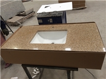 New Giallo Fantasia G682 Granite Vanity Tops