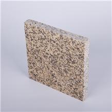 Polished China Kalamaili Gold Granite Floor Tiles