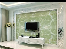 Polished Iran Onice Verde Persiano Onyx Wall Tiles
