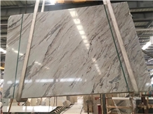 Polished Italy Light Palissandro Brown Marble Slab