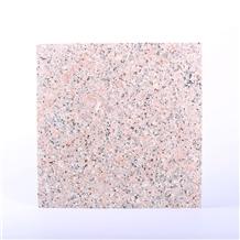 Polished Laizhou Sakura Red G364 Granite Tiles