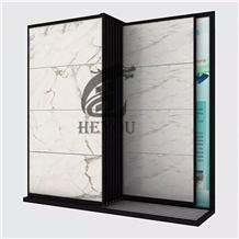 Quartz Tiles Push-Pull Cabinet