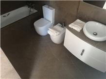 Bronze Armani Marble Residential Bathroom