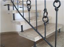 Daino Venato Stair Steps