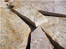 Beige Quartzite Flagstone