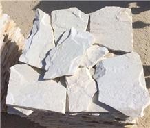 White Quartzite Flagstone