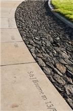 Whinney Hill Yorkstone & Scottish Whinstone Pavers