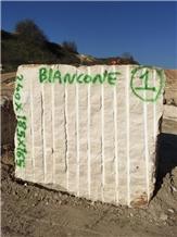 Biancone Trani Quarry Blocks