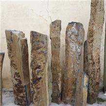 Basalt Column Monolith