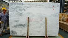 Namibia White Marble Slab,Fantasy White Marble